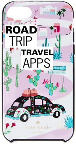Road Trip Travel Apps