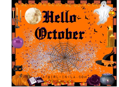 All Things October
