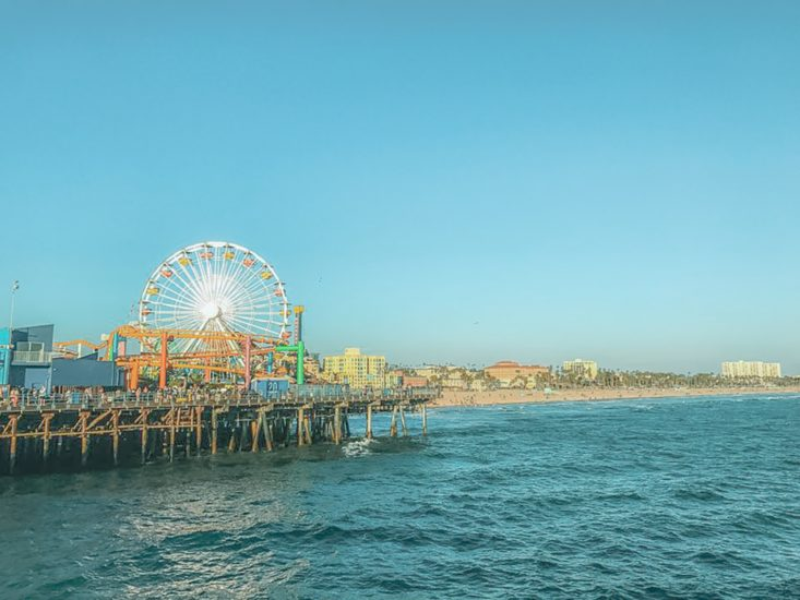 My Guide to LA - The Santa Monica Pier