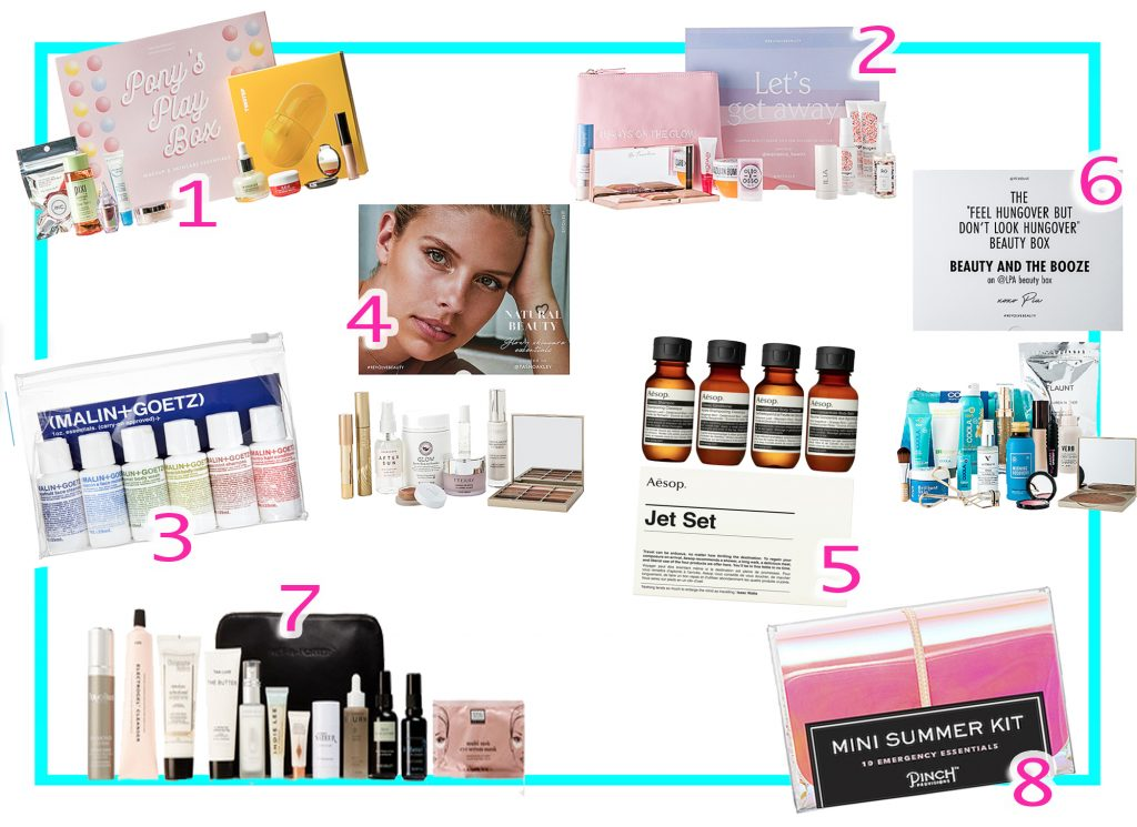 Best Travel Size Kits With a Little Bit of Everything