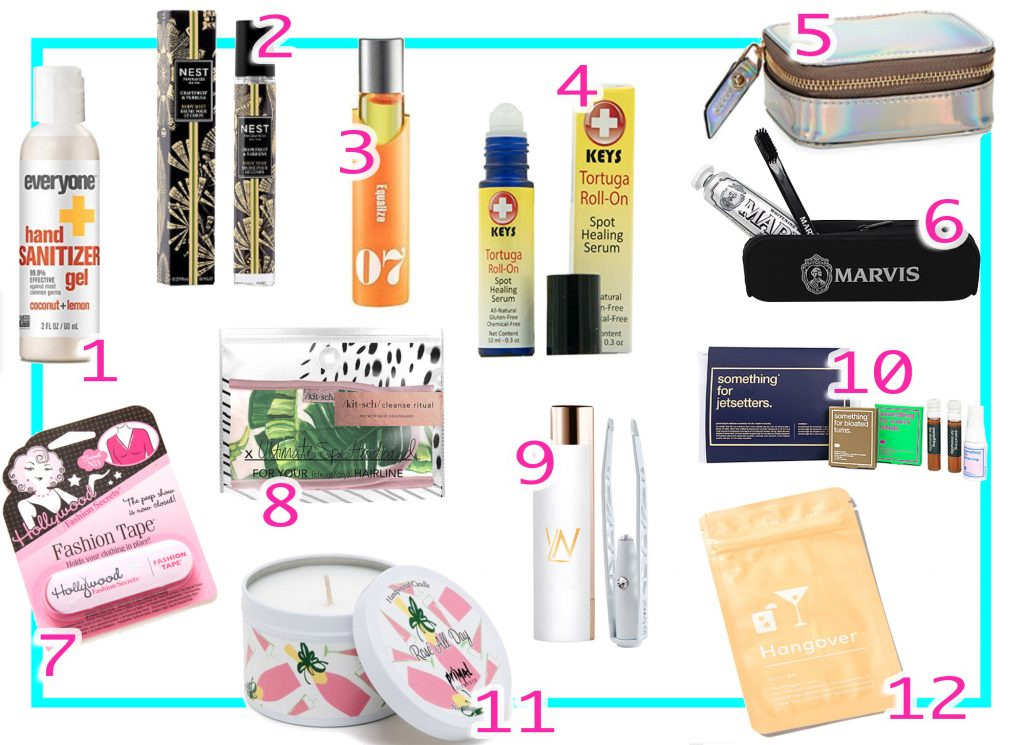 Best Travel Size Products To Not Forget