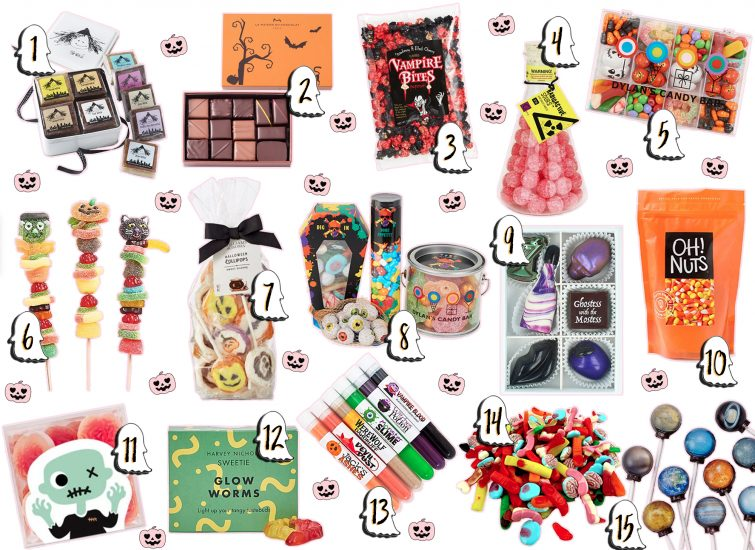 Gourmet Halloween Treats That Take Snacking To Another Level