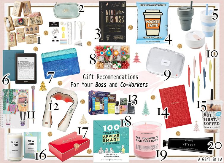 Gift Recommendations For Your Boss and Co-Workers