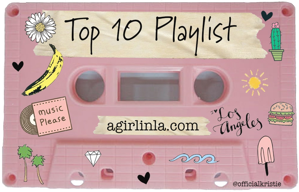 What I Loved in February: Top 10 Playlist