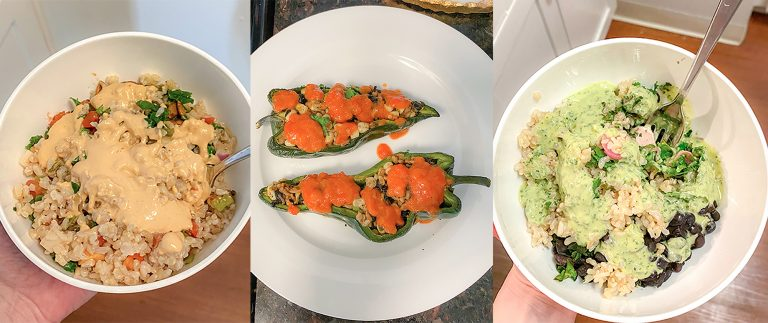 What I Loved in April: delivery from Territory Foods