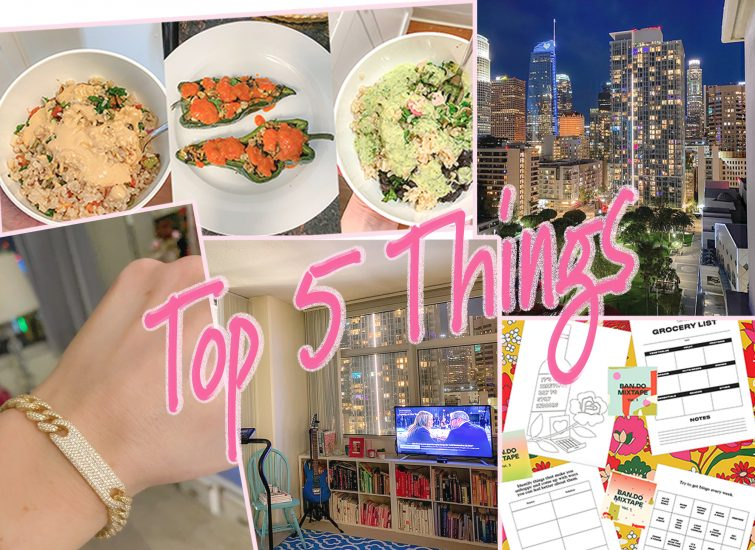 What I Loved in April