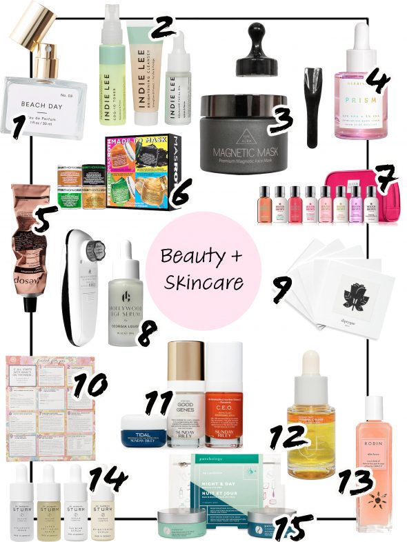 Last-minute Mother's Day Gift Ideas: Beauty + Skincare