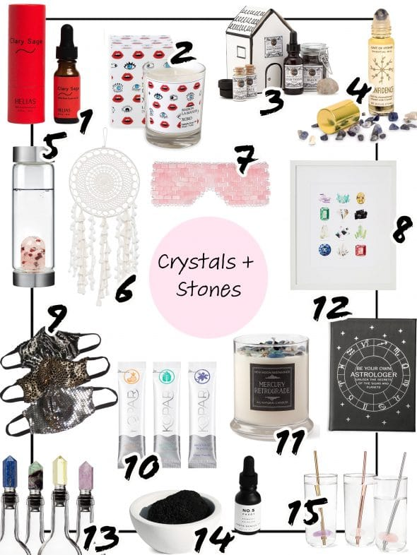 Last-minute Mother's Day Gift Ideas: Crystals + Stones