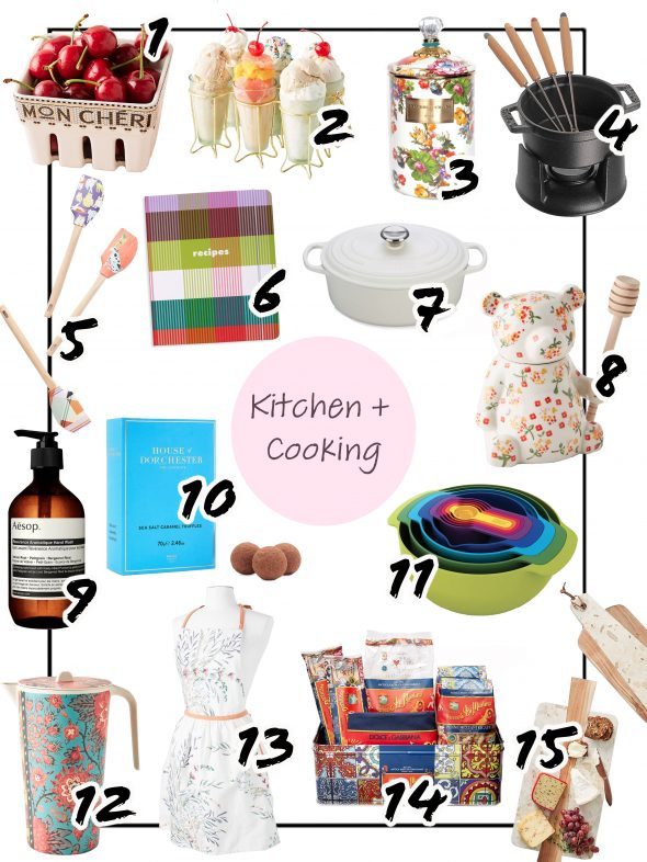 Last-minute Mother's Day Gift Ideas: Kitchen + Cooking