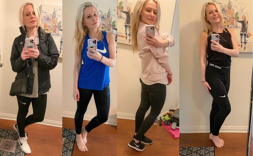 4 Workout Outfits That Will Motivate You!