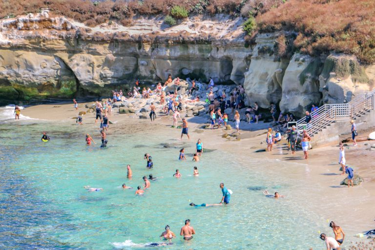 The Best of San Diego in Three Days or Less: La Jolla Cove