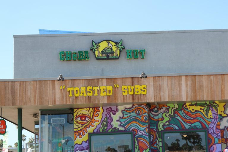 The Best of San Diego in Three Days or Less: Cheba Hut copy