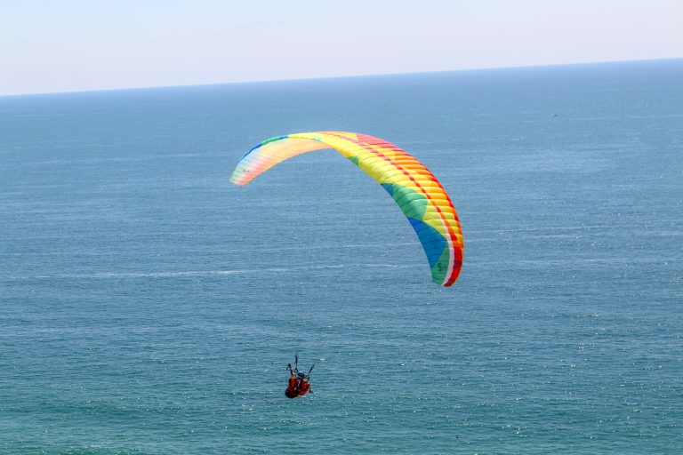 The Best of San Diego in Three Days or Less: Gliderport Torrey Pines