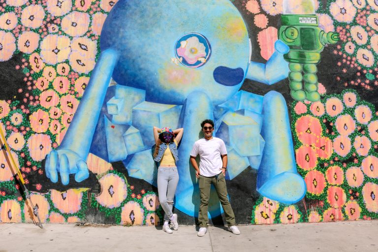 The Best of San Diego in Three Days or Less: mural