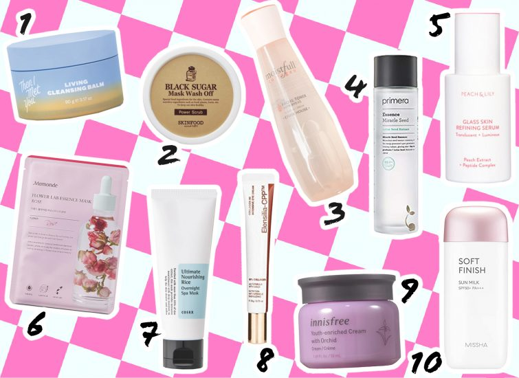 10 Korean Skincare Products You Should Try This Fall