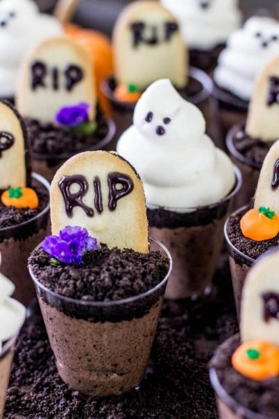 15 Halloween Party Recipes